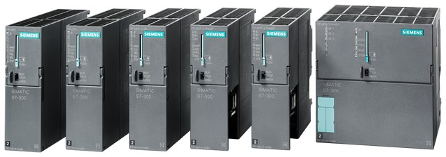 انواع PLCهای S7-300 زیمنس