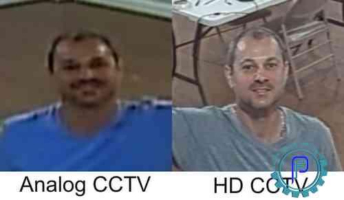 تشخیص چهره ی بهتر با دوربین های امنیتی