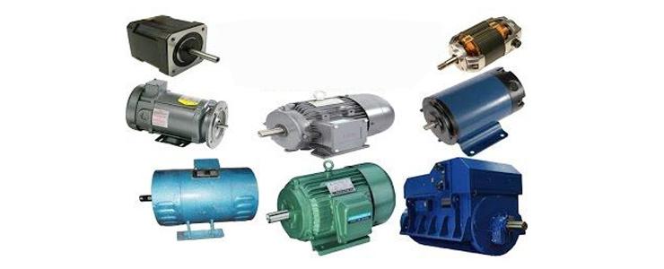 تفاوت بین انواع موتور الکتریکی AC و DC