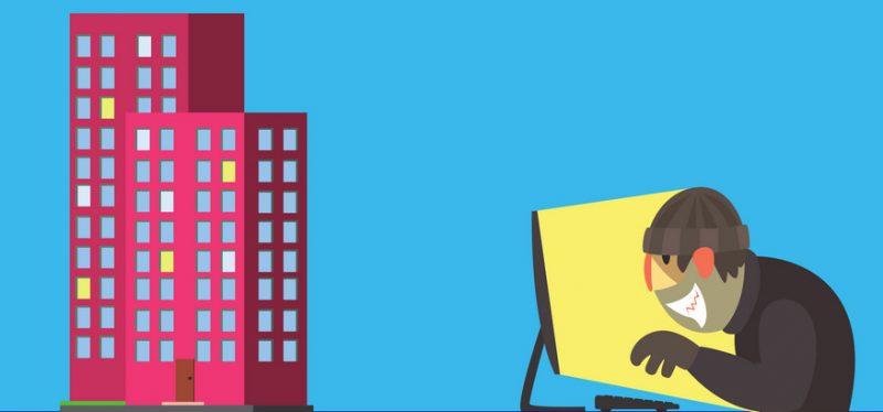 امنیت ساختمان هوشمند