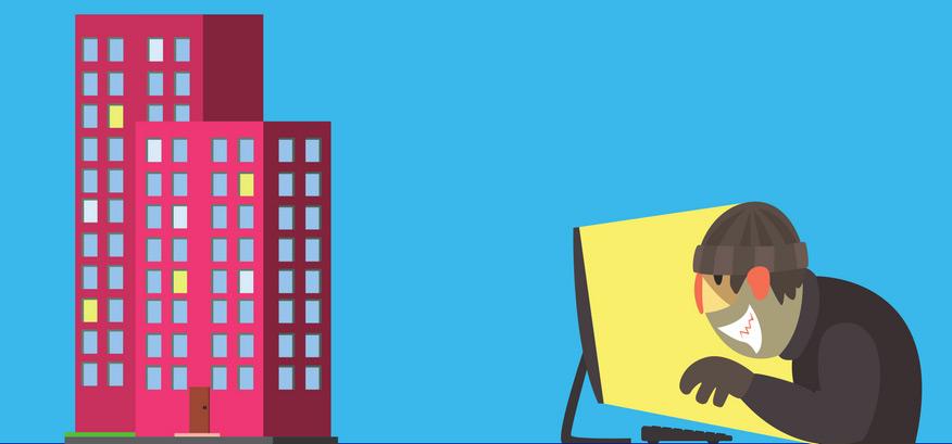 خطرات سایبری در امنیت ساختمان هوشمند