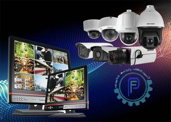 نمایشگر دوربین مداربسته – انواع نمایشگر دوربین مداربسته