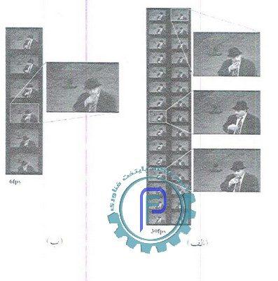 نرخ ارسال فریم تصویر
