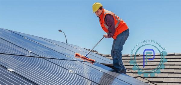 روش های مراقبت و نگهداری از پنل های خورشیدی