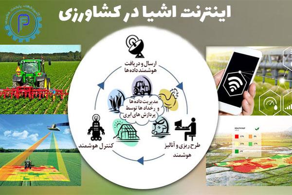 اهداف اینترنت اشیا در گلخانه و کشاورزی