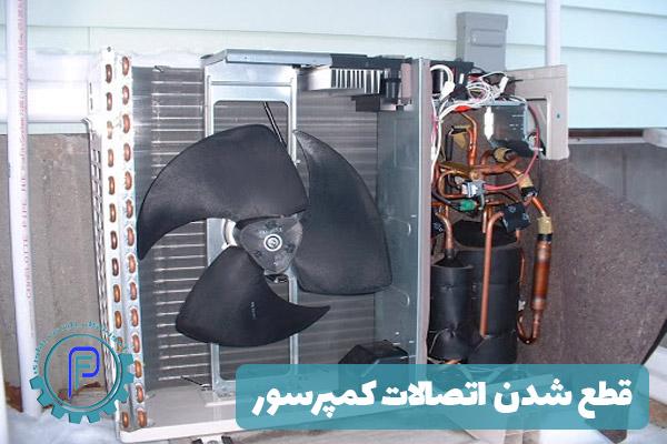 کمپرسور کولر گازی