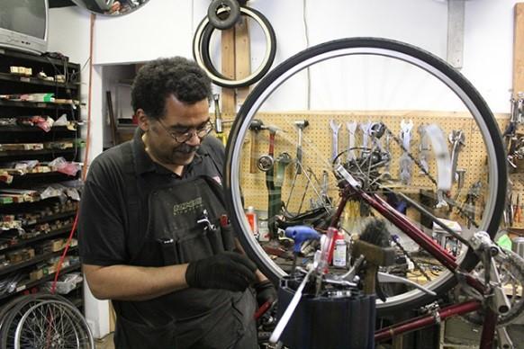 آموزش تعمیرات دوچرخه