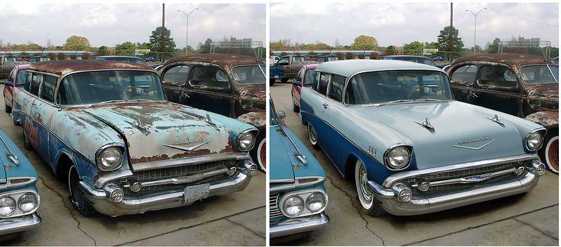 آموزش بازسازی و تعمیر خودروهای کلاسیک