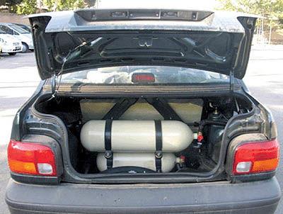 آموزش نصب و تعمیر CNG و LPG سیستم گاز سوز خودرو